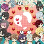 Ikemen Revolution Magical Moments Collection Event Starts Now