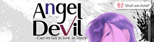 Angel or Devil Banner