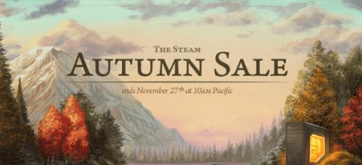 Autumn Steam Sale