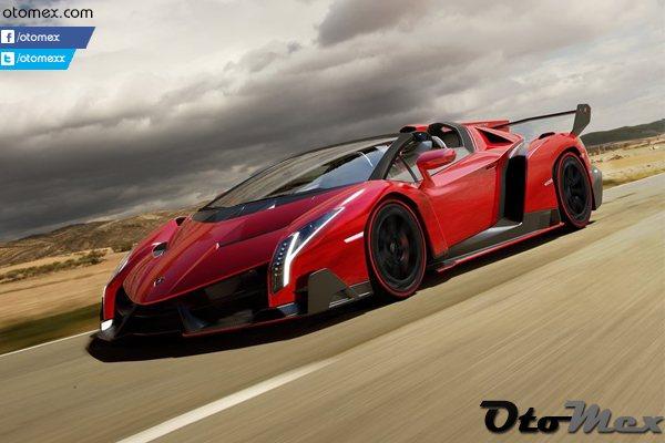 Lamborghini-Veneno_Roadster