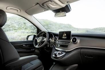 Mercedes-Benz V-Serisi İç