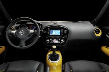 Nissan Juke İç
