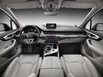Audi Q7 İç