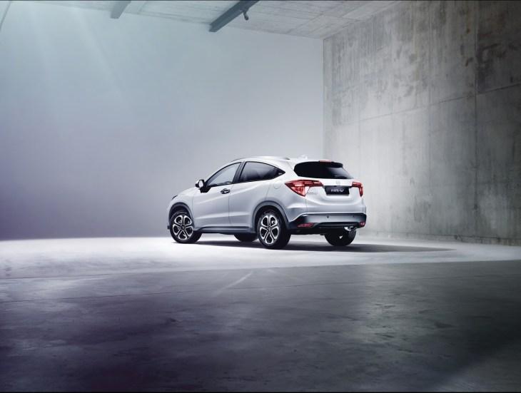 Honda HR-V Arka