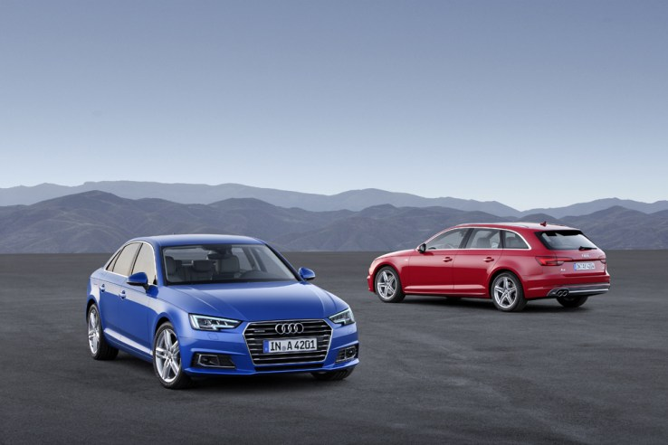 Audi A4 Ailesi