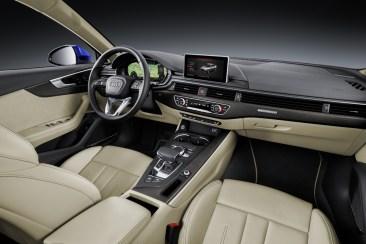 Audi A4 İç