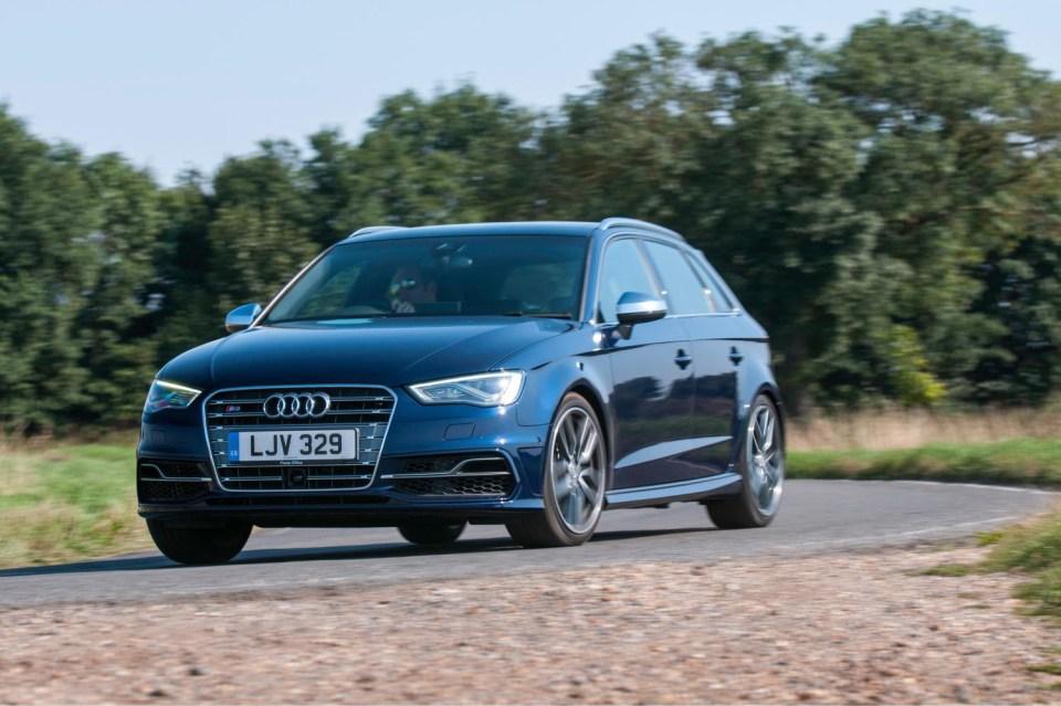 Audi S3 Sportback   Otomobilkolik