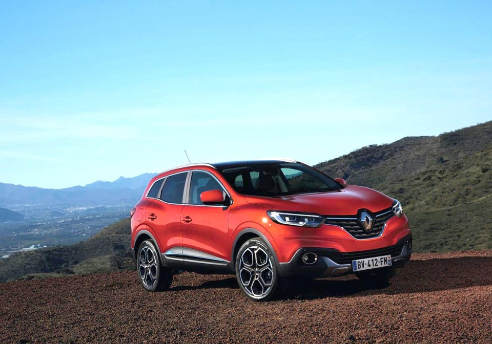 Renault Kadjar, Haziran'dan İtibaren 69 Bin 500 TL Fiyatla | Otomobilkolik