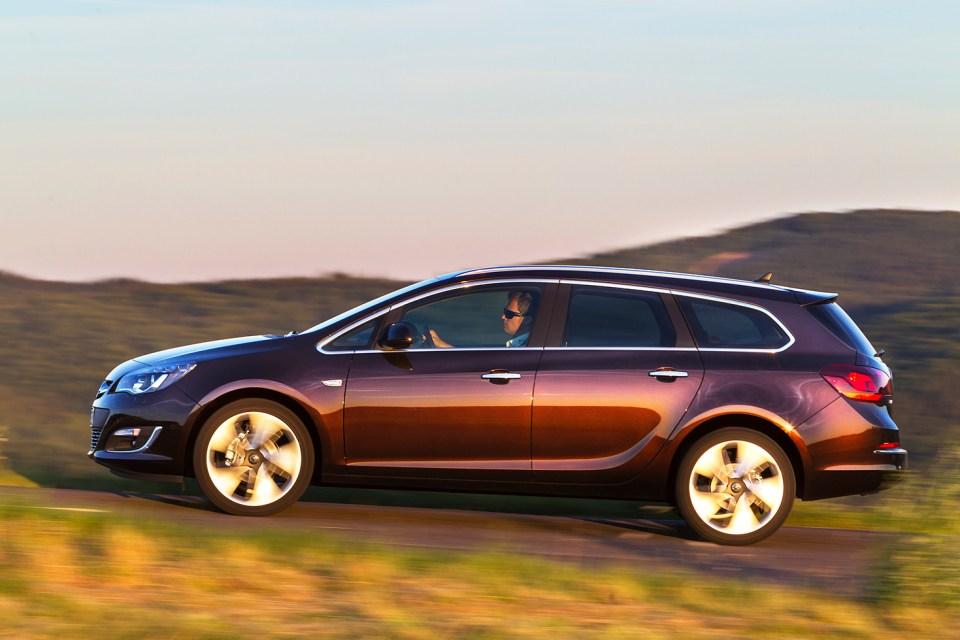 TEST: Opel Astra Sport Tourer 1.6 CDTI | Otomobilkolik