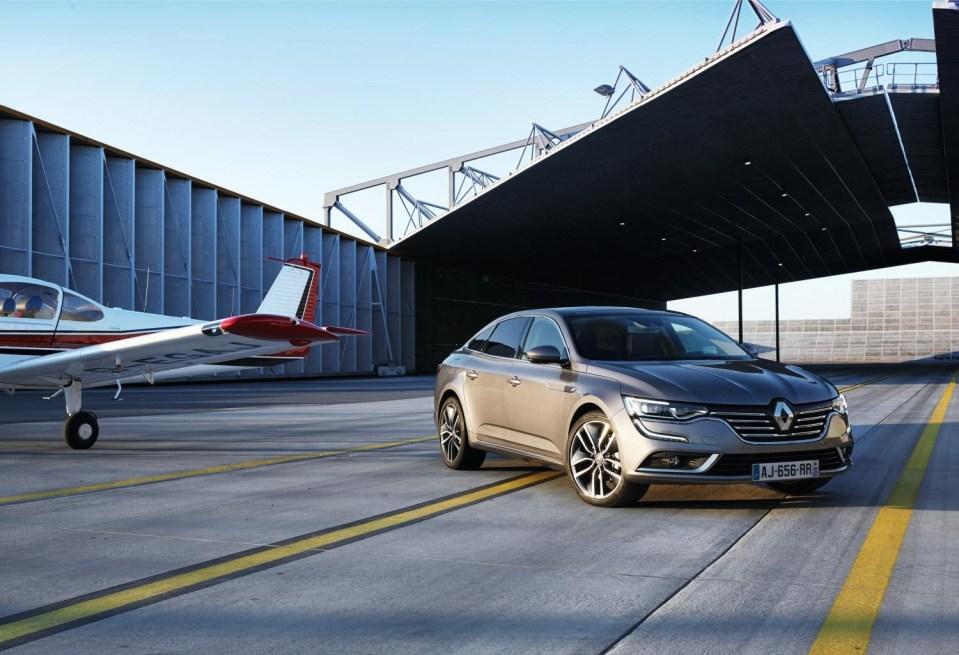Renault D Segmentinin Yeni Modeli: Talisman | Otomobilkolik