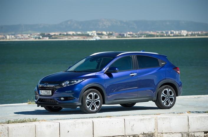 Sofistike Çizgiye Sahip Yeni Nesil Honda HR-V | Otomobilkolik