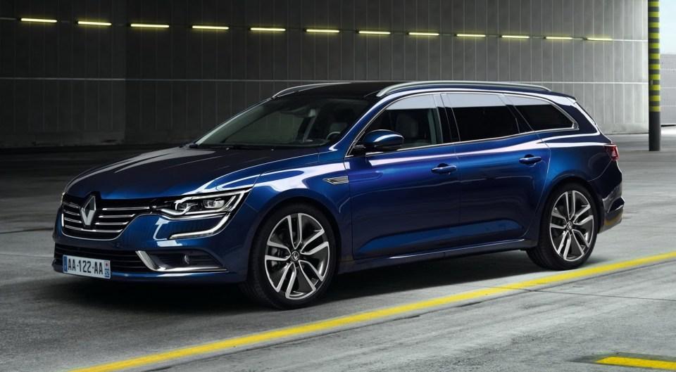 Renault Yeni Talisman Estate Modelini Tanıttı | Otomobilkolik