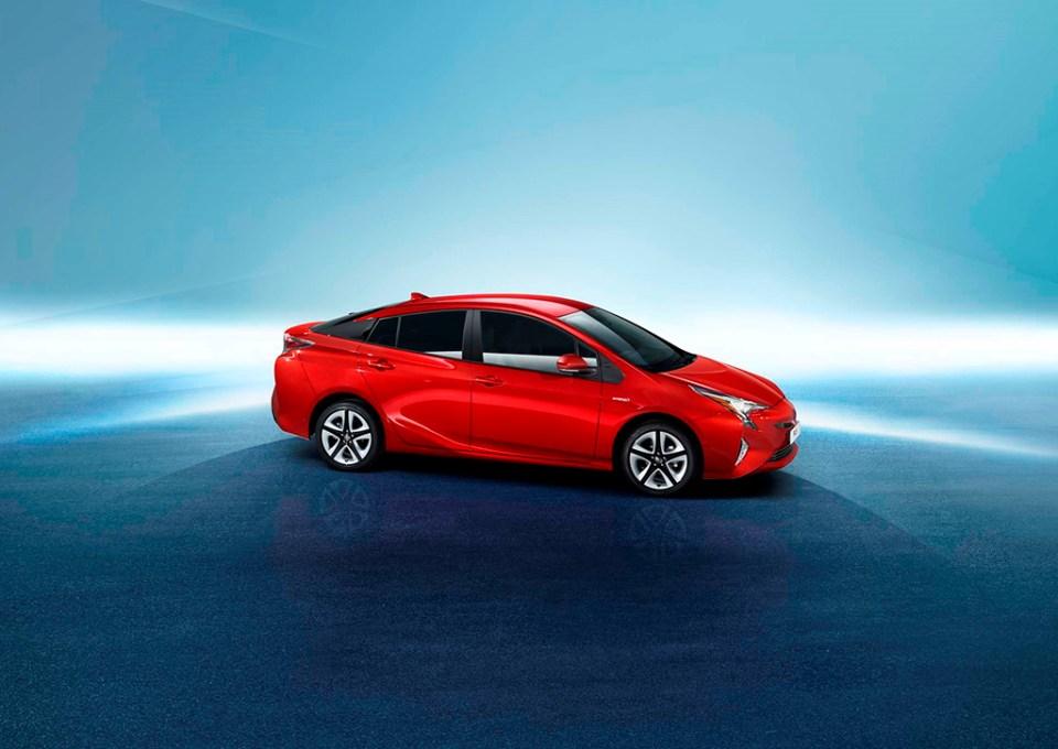 Toyota, Frankfurt'ta Hibrit Teknolojileriyle Yer Alacak | Otomobilkolik