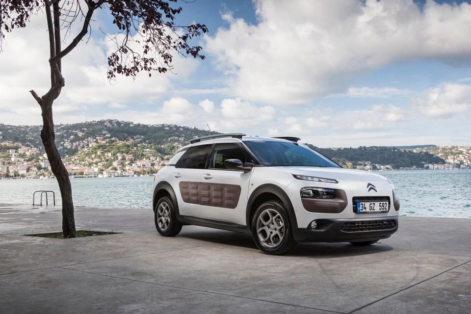 Citroen Modellerinde Ekim Ayı Kampanyası | Otomobilkolik