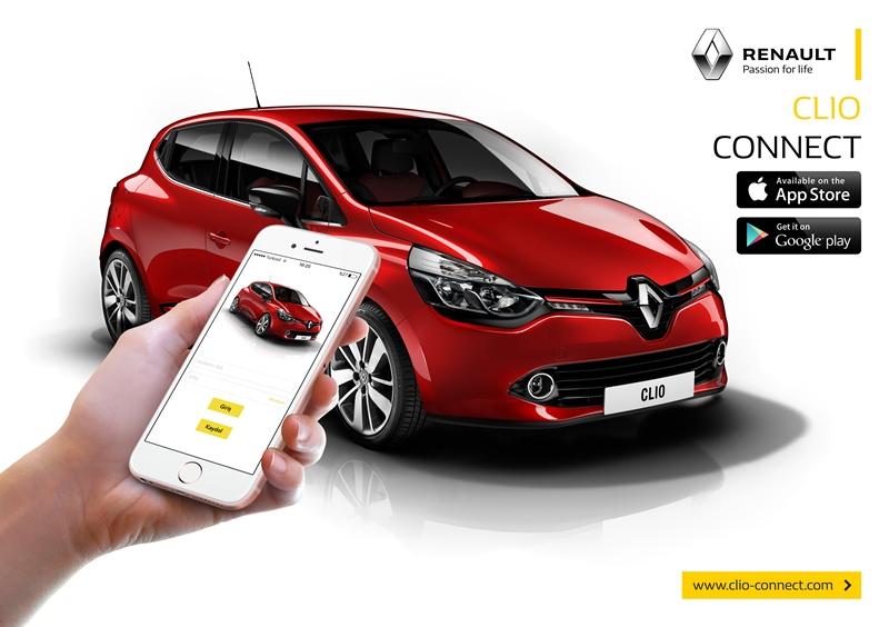 Renault'dan Yeni Özel Seri: Clio Connect | Otomobilkolik