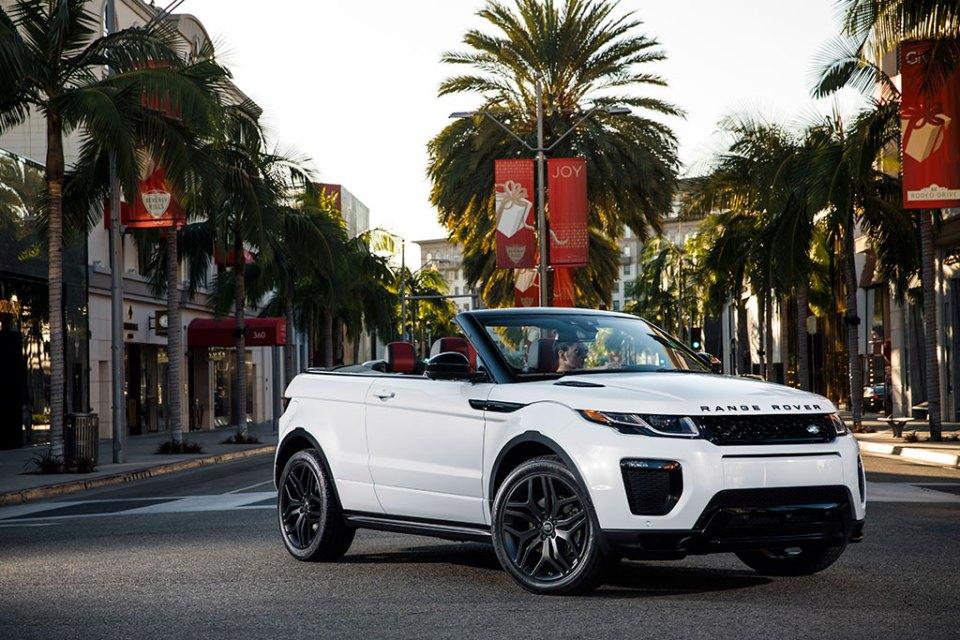 Range Rover Evoque Cabrio | Otomobilkolik