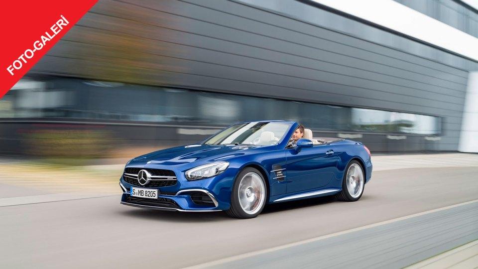 Mercedes SL | Otomobilkolik