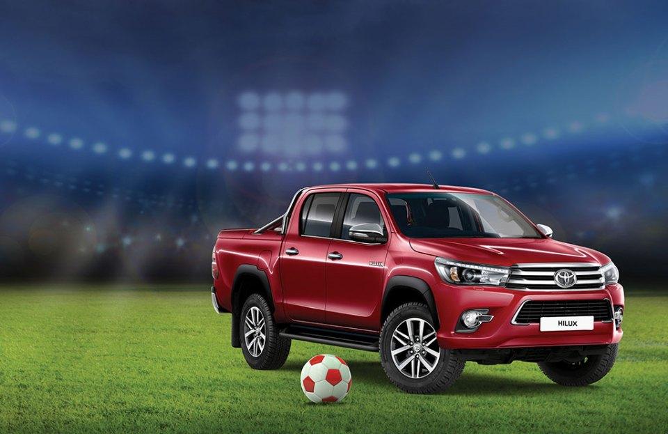 Toyota Hilux | Otomobilkolik