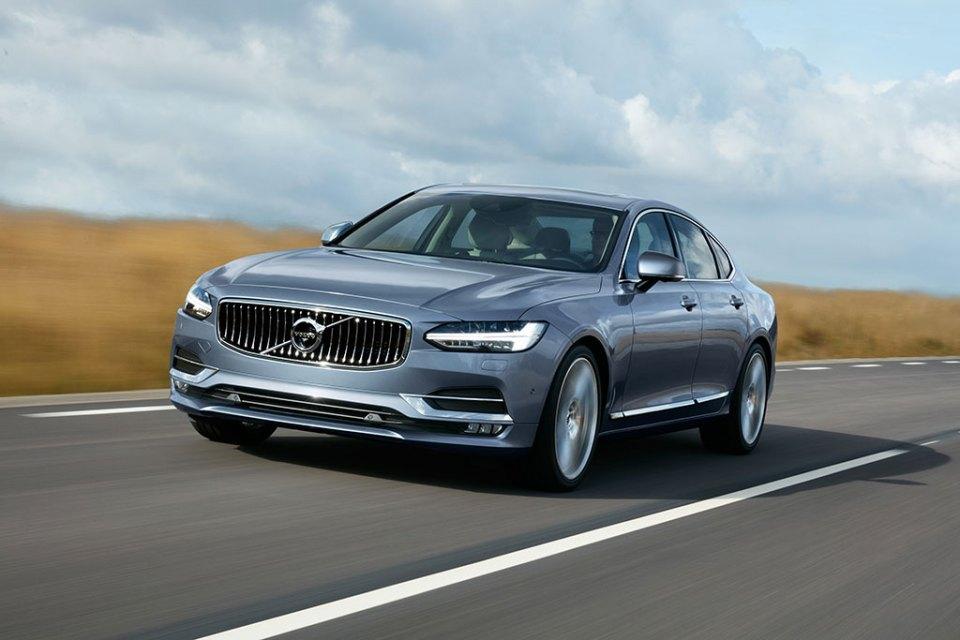 Volvo S90 Sedan Sınıfındaki İddiasını Arttırıyor | Otomobilkolik