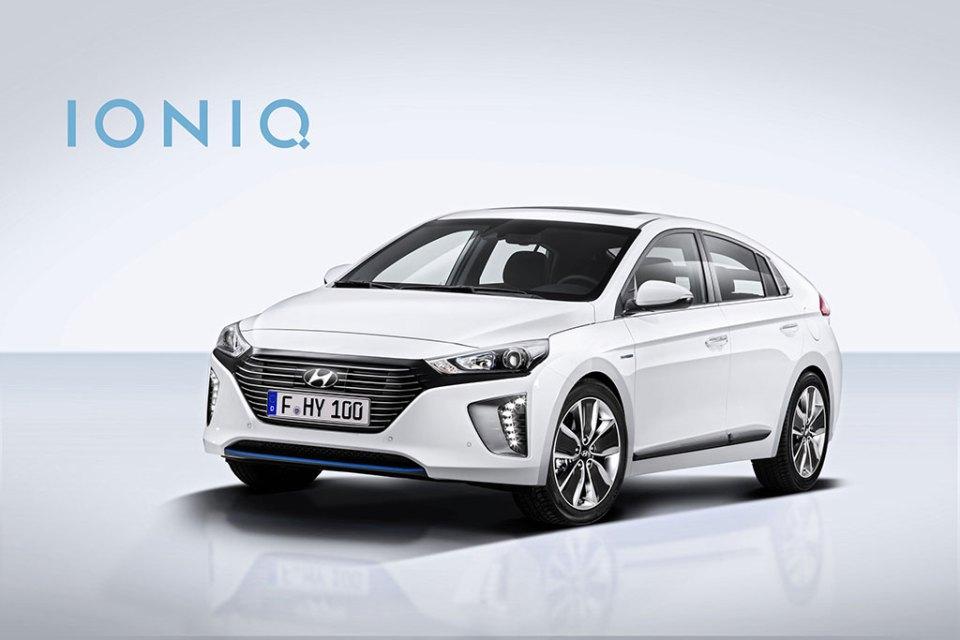 Hyundai, IONIQ Modelini Gün Yüzüne Çıkardı   Otomobilkolik