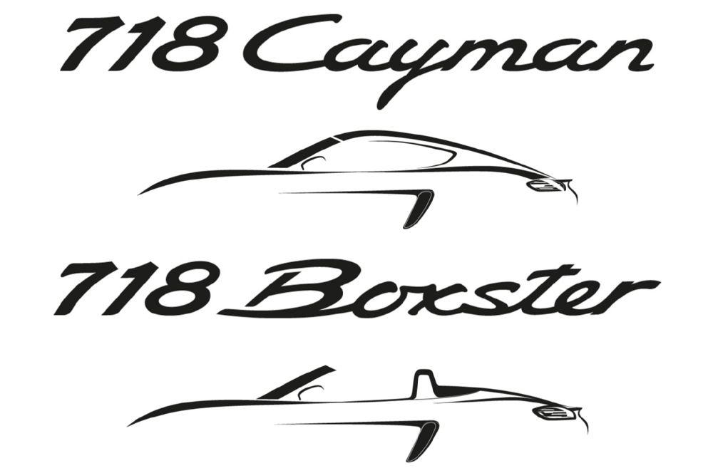 porsche-718-boxster-cayman-logo