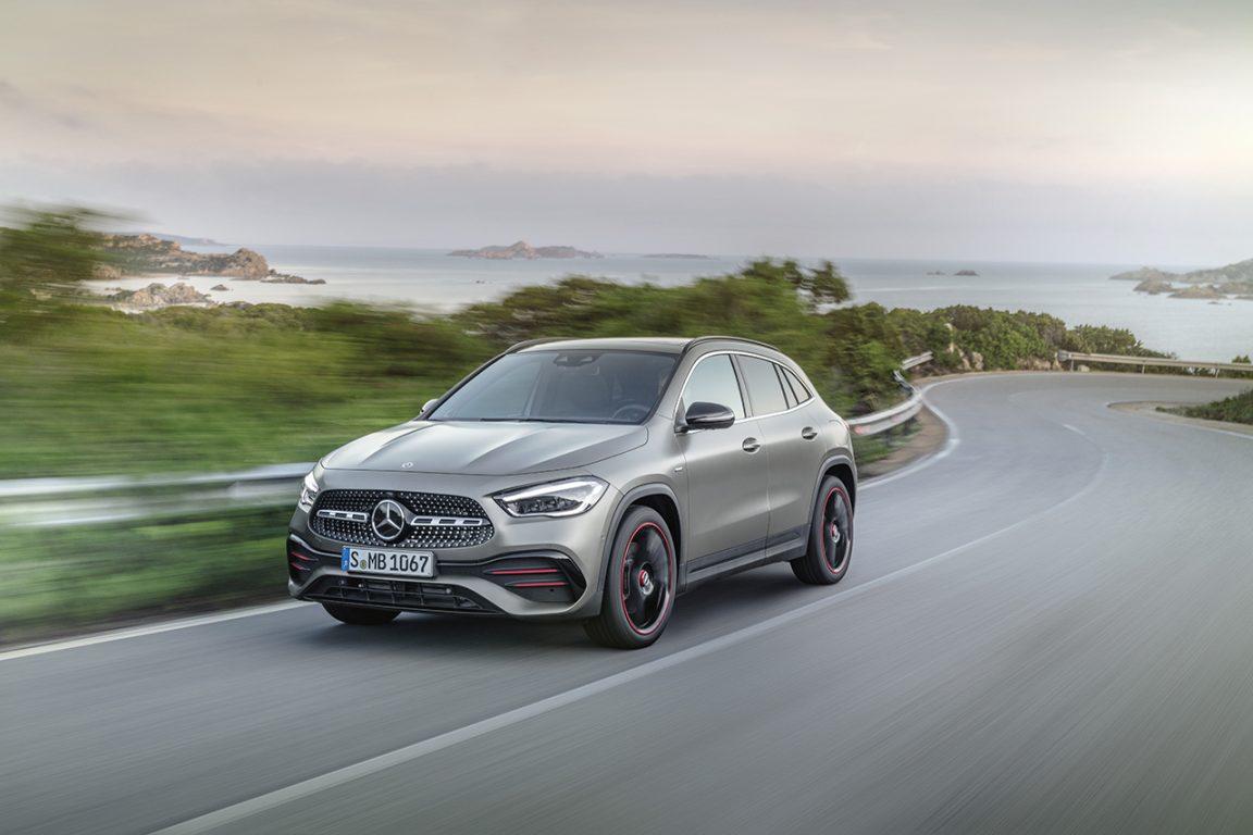 Mercedes GLA Dinamik
