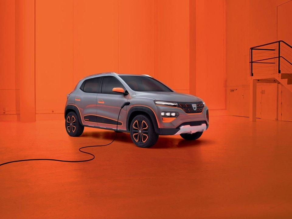 Dacia Spring Avrupa'nın en ulaşılabilir %100 elektrikli otomobili