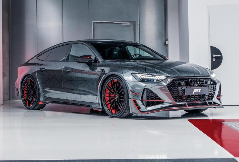 Audi RS7-R ABT Sadece 125 Adet Üretilecek | Otomobilkolik