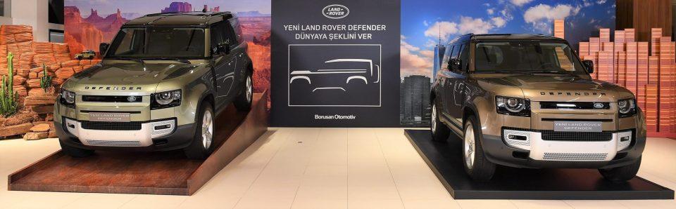 Land Rover Defender Türkiye'de! İşte tüm özellikleri! | Otomobilkolik