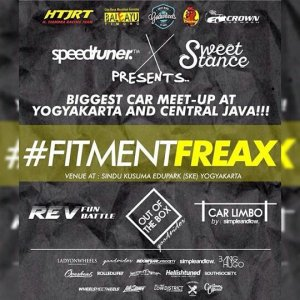 Fitment Freax Car Meet Up