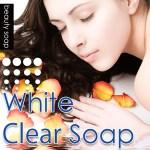 ホワイトクリアソープ 芸能人の肌の秘密