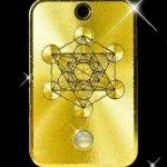 エンジェルメッセージカード 金運アップの聖なるゴールドカード