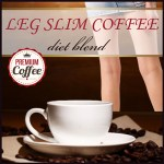 レグスリムコーヒー 痩身成分濃縮の脚痩せコーヒー