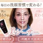 くちゃ石けん美シーサー 洗髪と洗顔にお勧めの美容石鹸