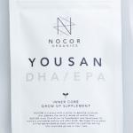 ノコア インナーコア グローアップサプリメント 葉酸+DHA/EPA