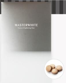 マスターホワイト お試し購入できる販売ページとリンクしている画像