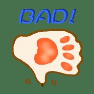 BAD評価のイメージ