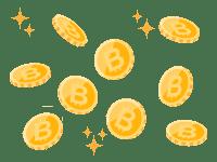 高騰し続ける仮想通貨ビットコインの画像