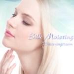 シルクモイスティングホワイトニングクリームでシミ・クスミなしの芸能人級の美肌へ!