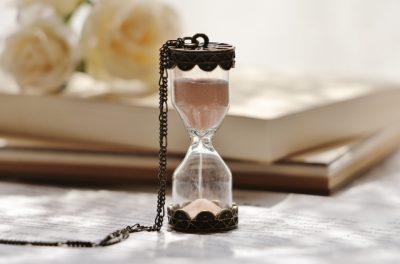 時間差のイメージ