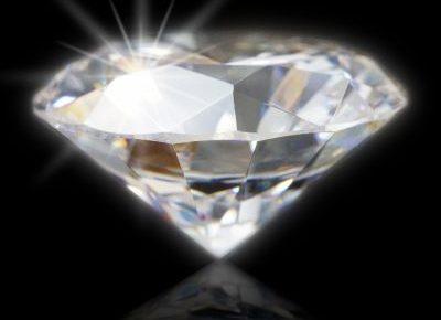ダイヤモンドだねー