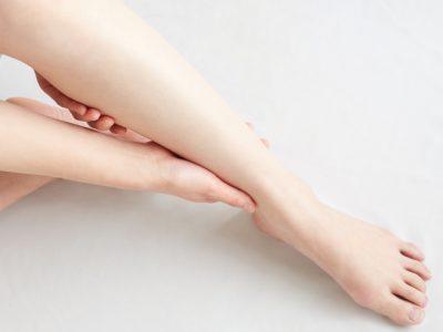 足の一般的なイメージ