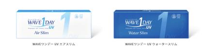 WAVEワンデー UV クロストライアルキット5万名無料配布中の2商品の画像