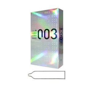 超極薄コンドーム0.03(ゼロゼロスリー)の画像