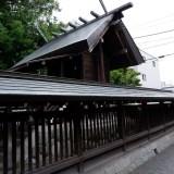 御朱印集め 町田市街にある 親しみ易い母智丘神社