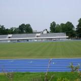 ジョギングできる公園 本格的なスポーツ施設の多い多摩東公園