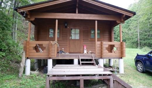 週末田舎暮らし セミ・セルフビルドのログハウスでの活動や維持費にどれ位かかるの?