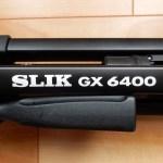 【レビュー】SLIK 三脚 GX6400