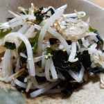 【おすすめレシピ】焼肉のサイドメニュー/手軽に作れる激ウマもやしナムルの作り方