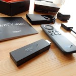 【Amazon Fire TV Stick】開封からAVアンプ接続、設定、プロジェクター投影まで